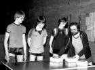 1983 kampioen wim david jessica en luc met taarten