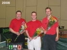 2006 Combat senioren team 1, vlnr Gerard v. Dam, Robin v.d. Elst, Arkan v.d. Linde copy