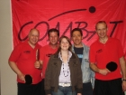 2009 Team 4 Kampioen 5e klasse, Peter, Cor, Nancy, Gertjan, Christian